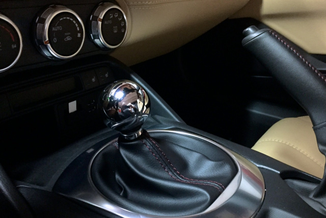 Team Voodoo shift knobs